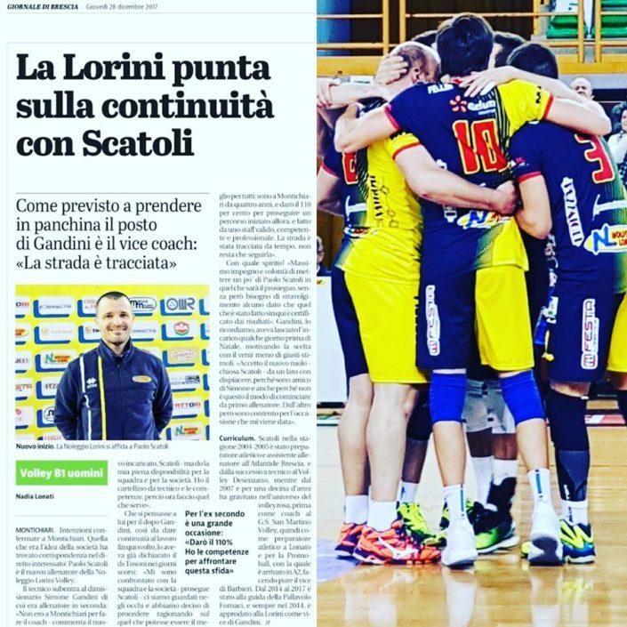 Giornale di Brescia 28.12.2017